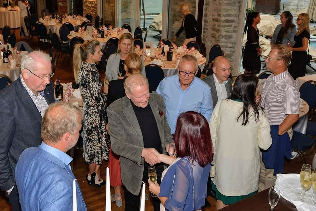 Mingle at the Crawfish Party with Swedish Chamber of Commerce Estonia